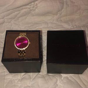 Michael Kor's watch diamonique